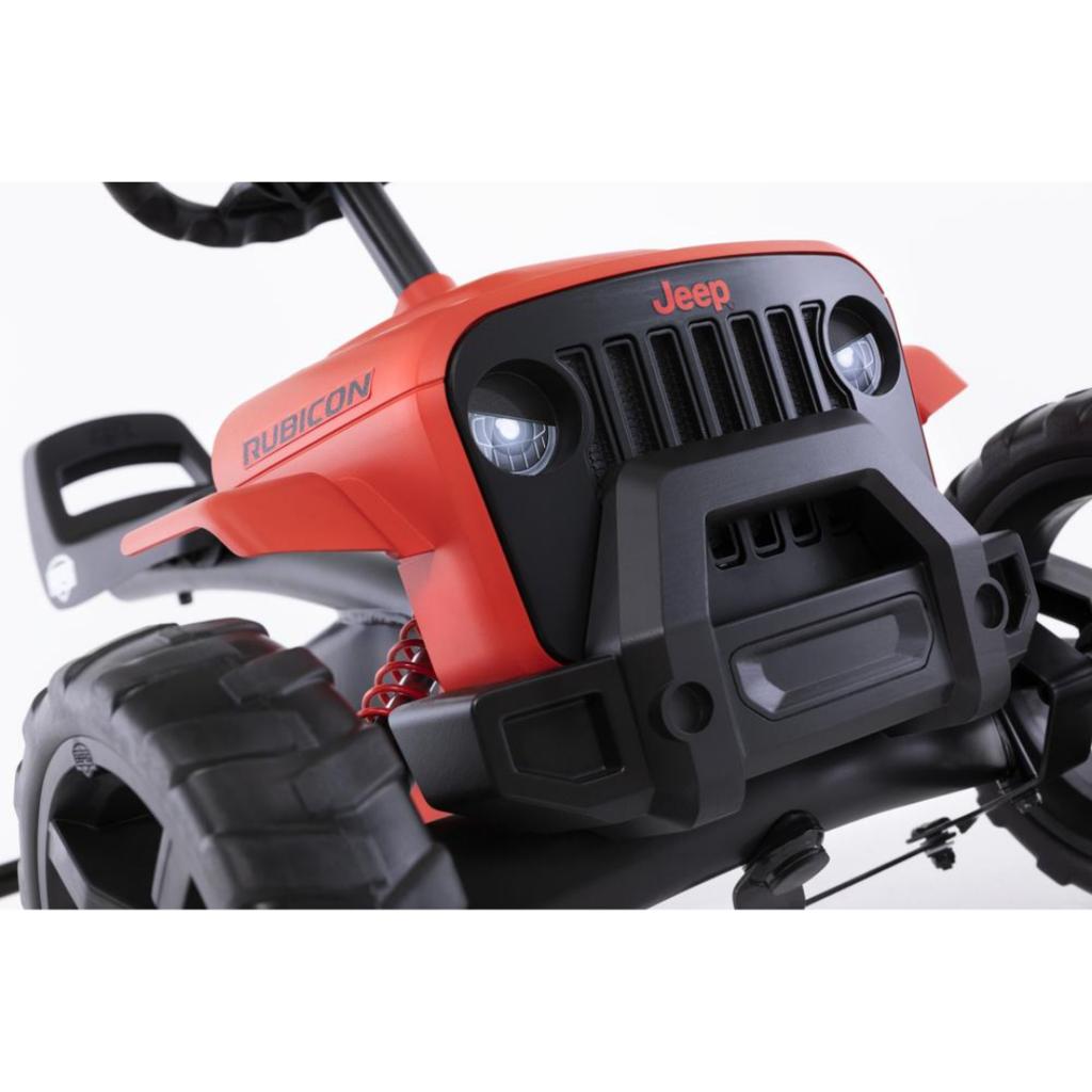 BERG gocarts Berg Buzzy Jeep Rubicon