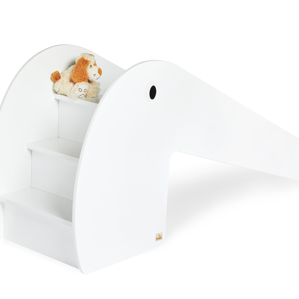 Pinolino Wooden slide Lotta - white
