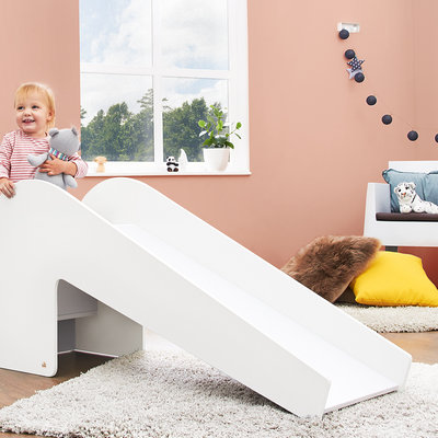 Pinolino Wooden slide Lotta - white