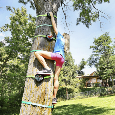Slackers Tree Climbers set