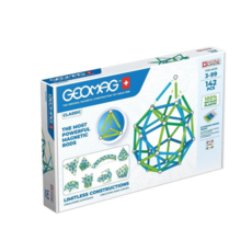 Geomag Classic Green Line 142 pieces