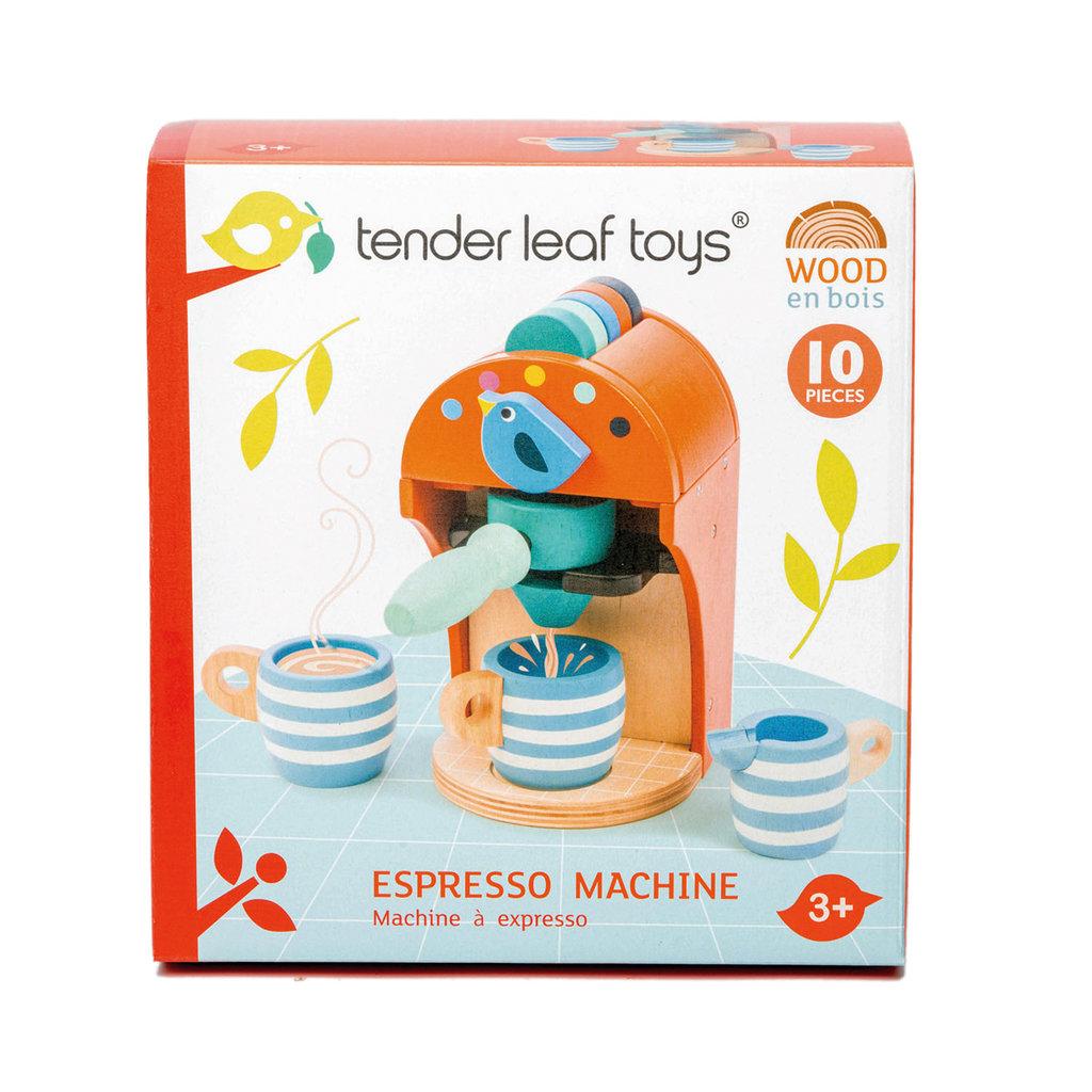 Tender Leaf Espresso machine