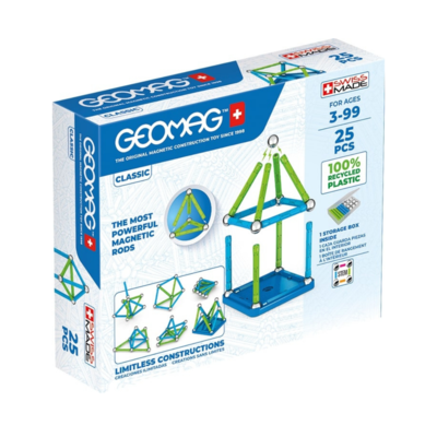Geomag Classic Green Line 25 pieces
