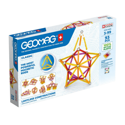 Geomag Classic Green Line 93-delig