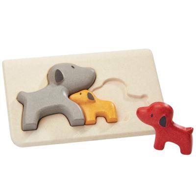 Plan Toys Mon premier puzzle chiens