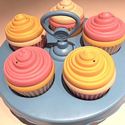 Green Toys Set de cupcake