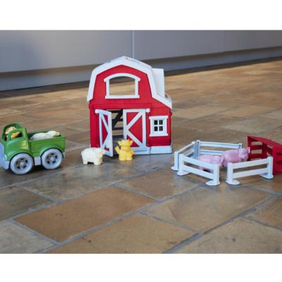 Green Toys Ensemble de ferme