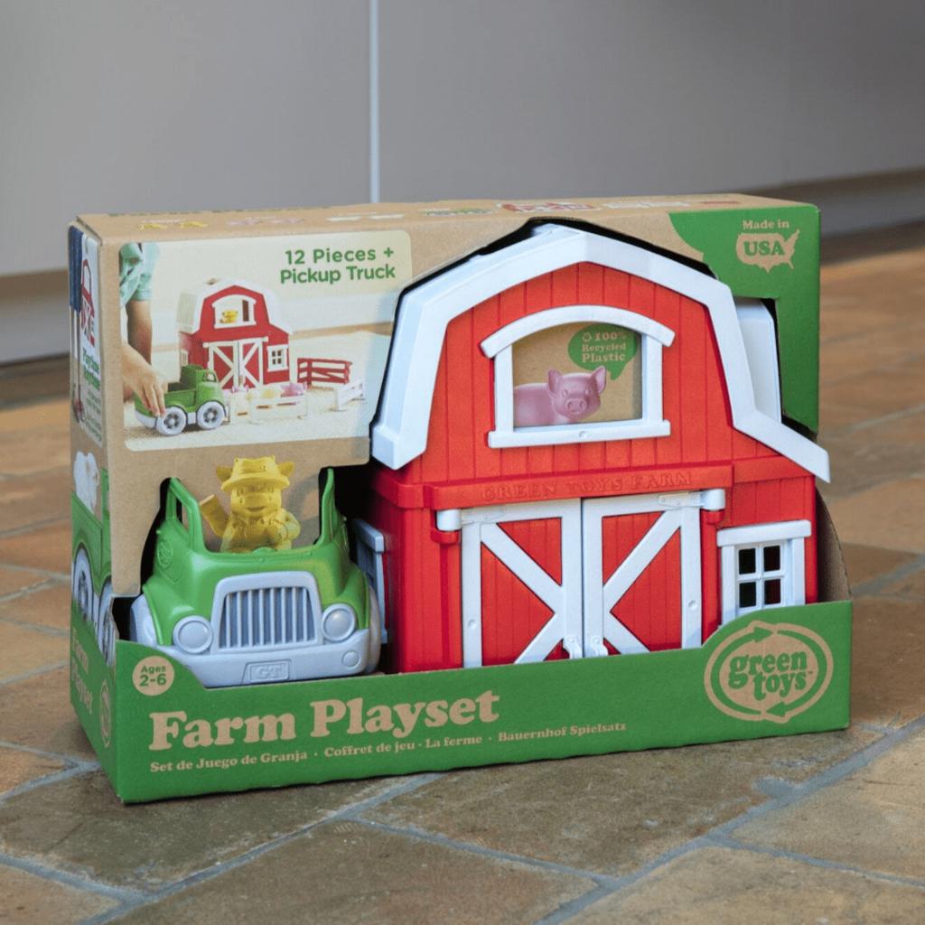 Green Toys Green Toys boerderij