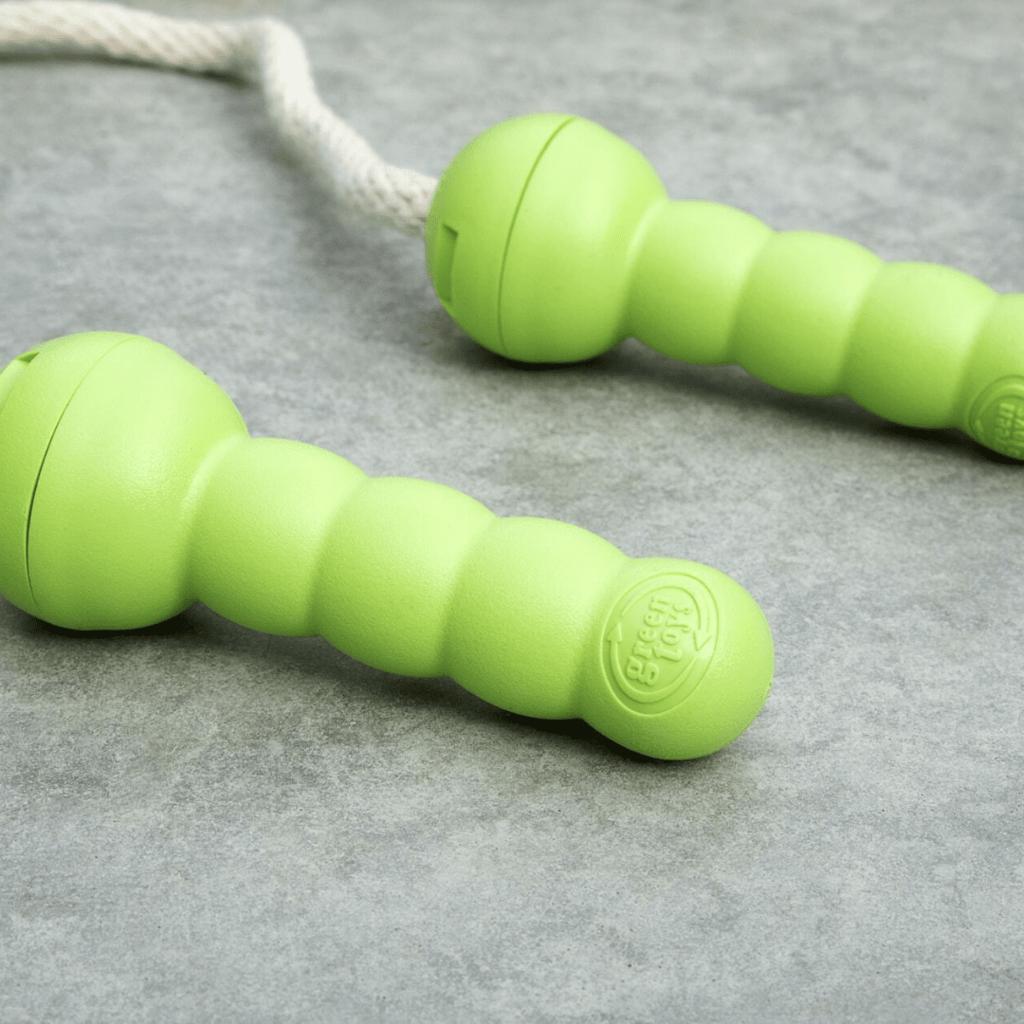 Green Toys Green Toys springtouw  groen