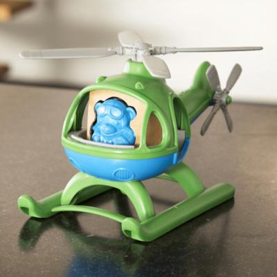 Green Toys Hélicoptère vert