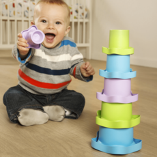 Green Toys Green Toys stacking cups