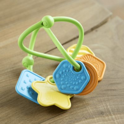 Green Toys Anneau à hochet