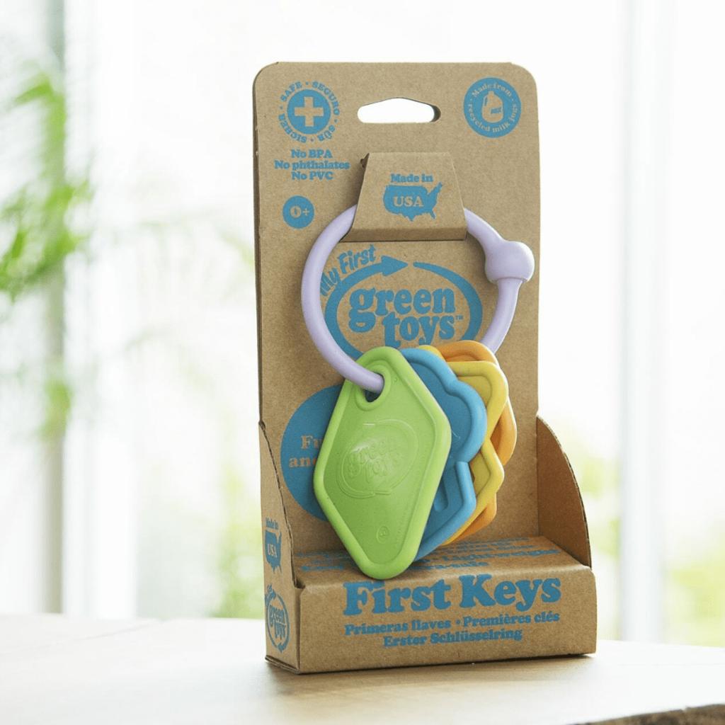 Green Toys Green Toys sleutelrammelaar