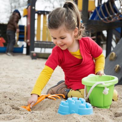 Green Toys Ensemble de jeux de plage et de sable