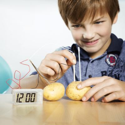 4M Toys Horloge à pommes de terre