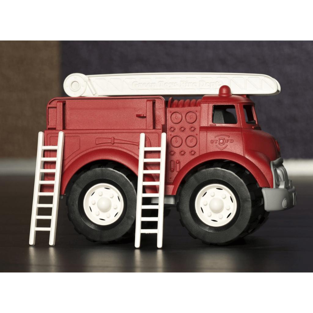 Green Toys Green Toys brandweerwagen