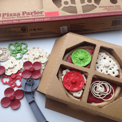Green Toys Pizzaset