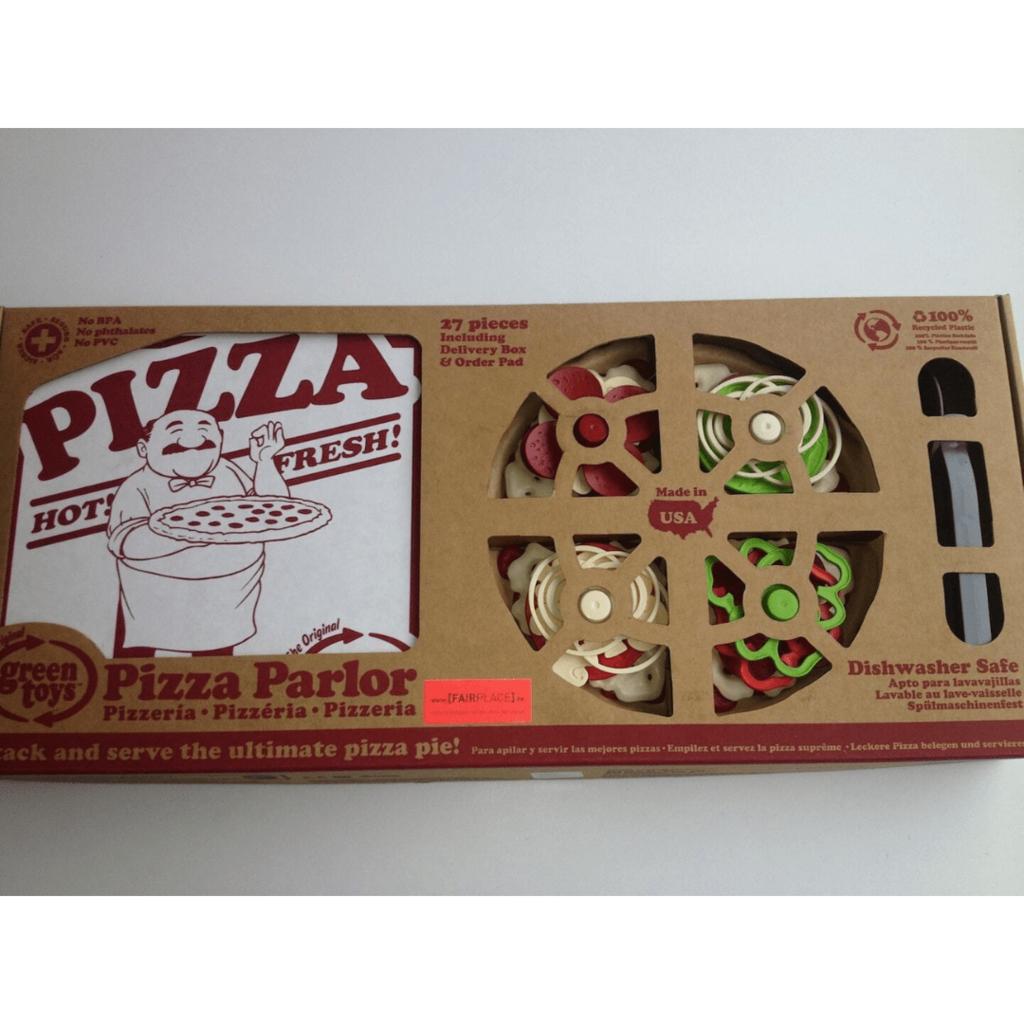 Green Toys De lekkerste pizza van Green Toys