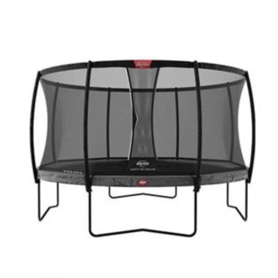 BERG trampolines Trampoline Champion 330 grey + safety net de luxe