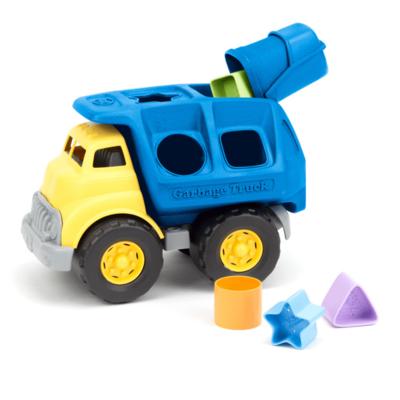 Green Toys Camion de trieur de formes