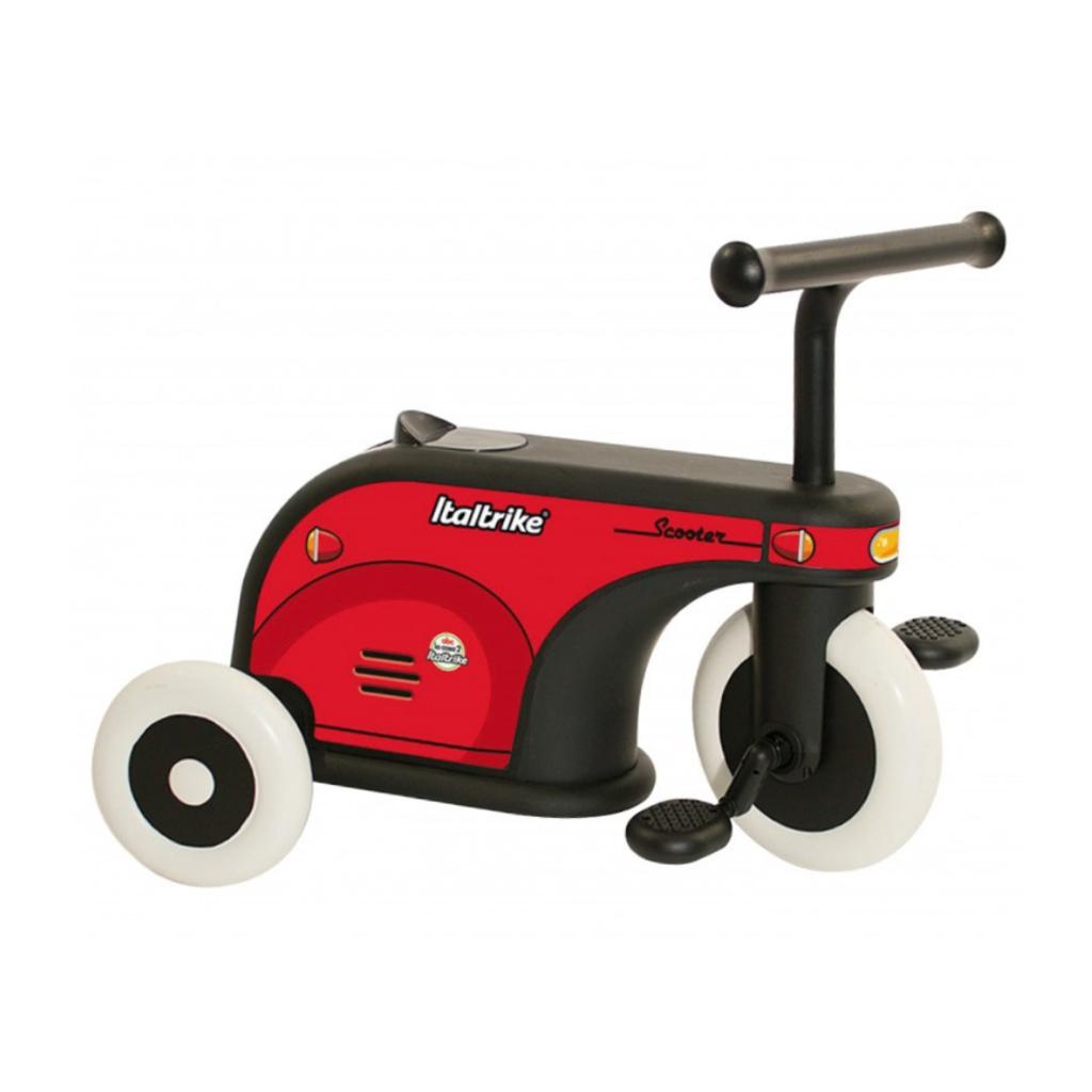 Italtrike Scooter rood La Cosa 2