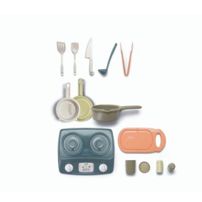 Dantoy Set de cuisine bio (52pcs)