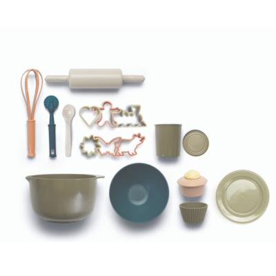 Dantoy Bioplastic baking set (100 pcs)
