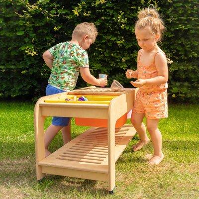 Fairplace Table de jeux aquatiques pour l'exterieur