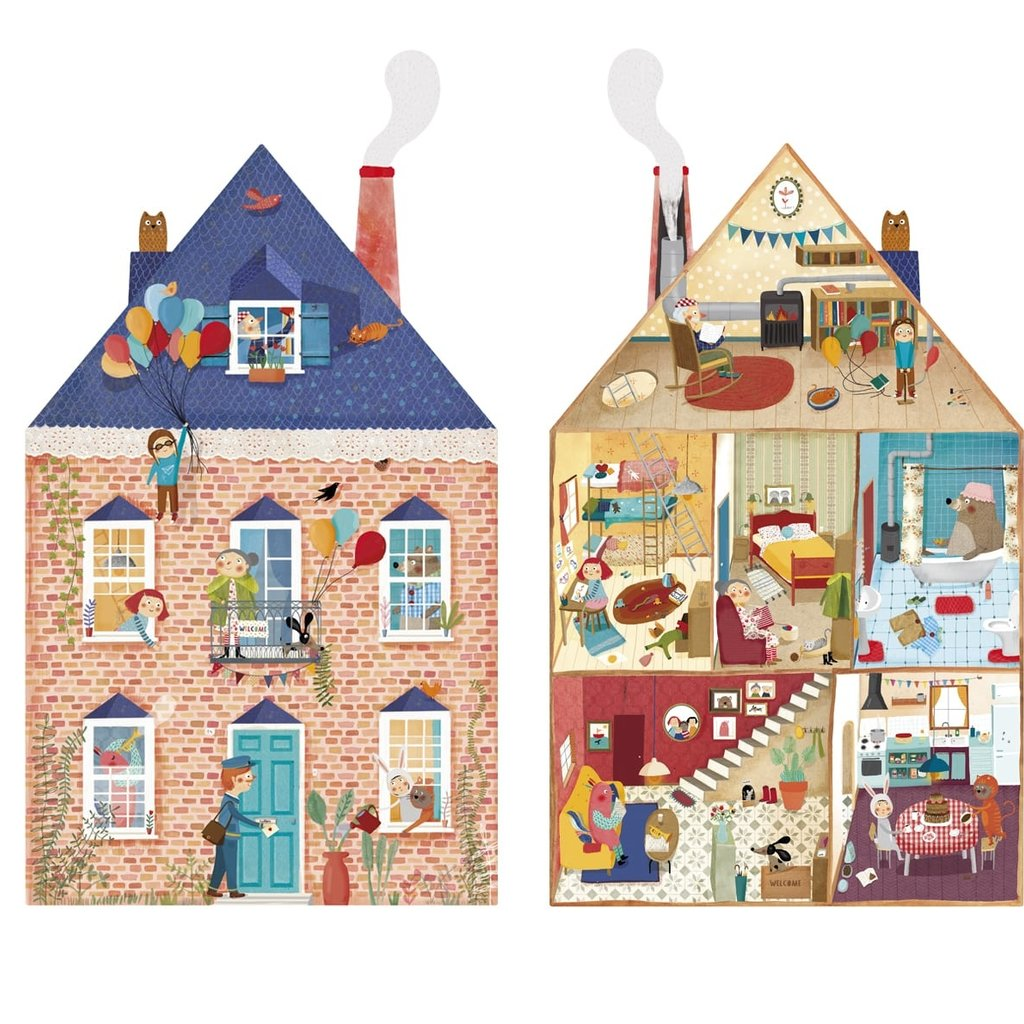 Londji Welcome to my home puzzle