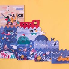 Londji Ontdek de schat puzzel
