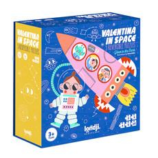 Londji Puzzle Valentina in space