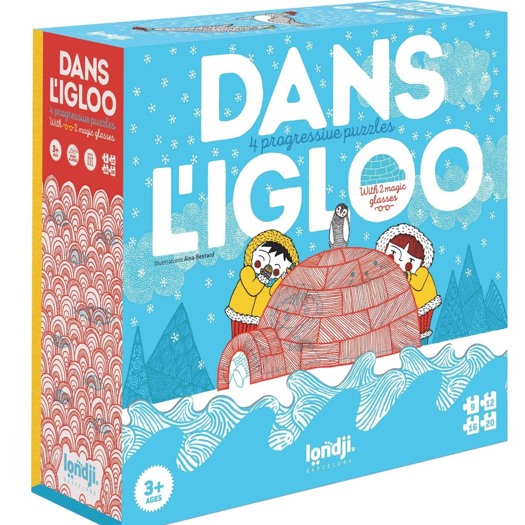 Londji In the iglo puzzle