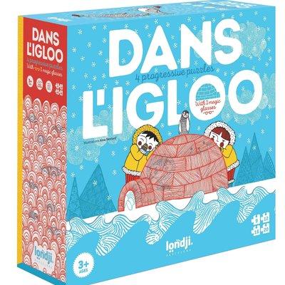 Londji Puzzle dans l'igloo