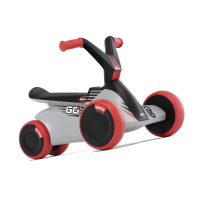 BERG gocarts GO² SparX Red + sangle de transportation