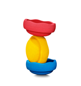 Stacking blocks primary colors