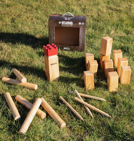 Kubb pro game multi color