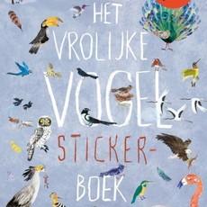 Novelle Het vrolijke vogel stickerboek