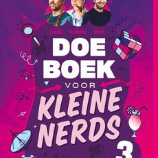 Novelle Derde doeboek voor kleine nerds