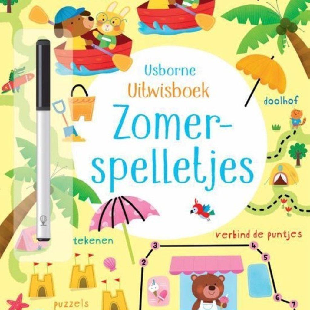 Novelle Uitwisboek zomerspelletjes