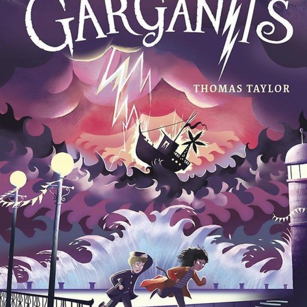 Novelle Het geheim van Gargantis