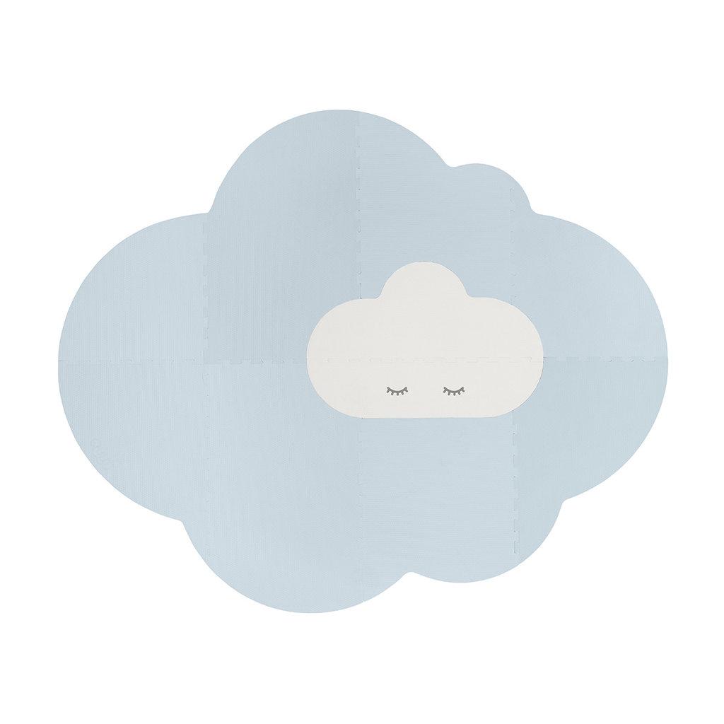 Quut Speelmat head in the cloud Dusty blue large