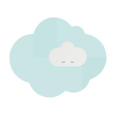 Quut Speelmat head in the cloud Minty green large