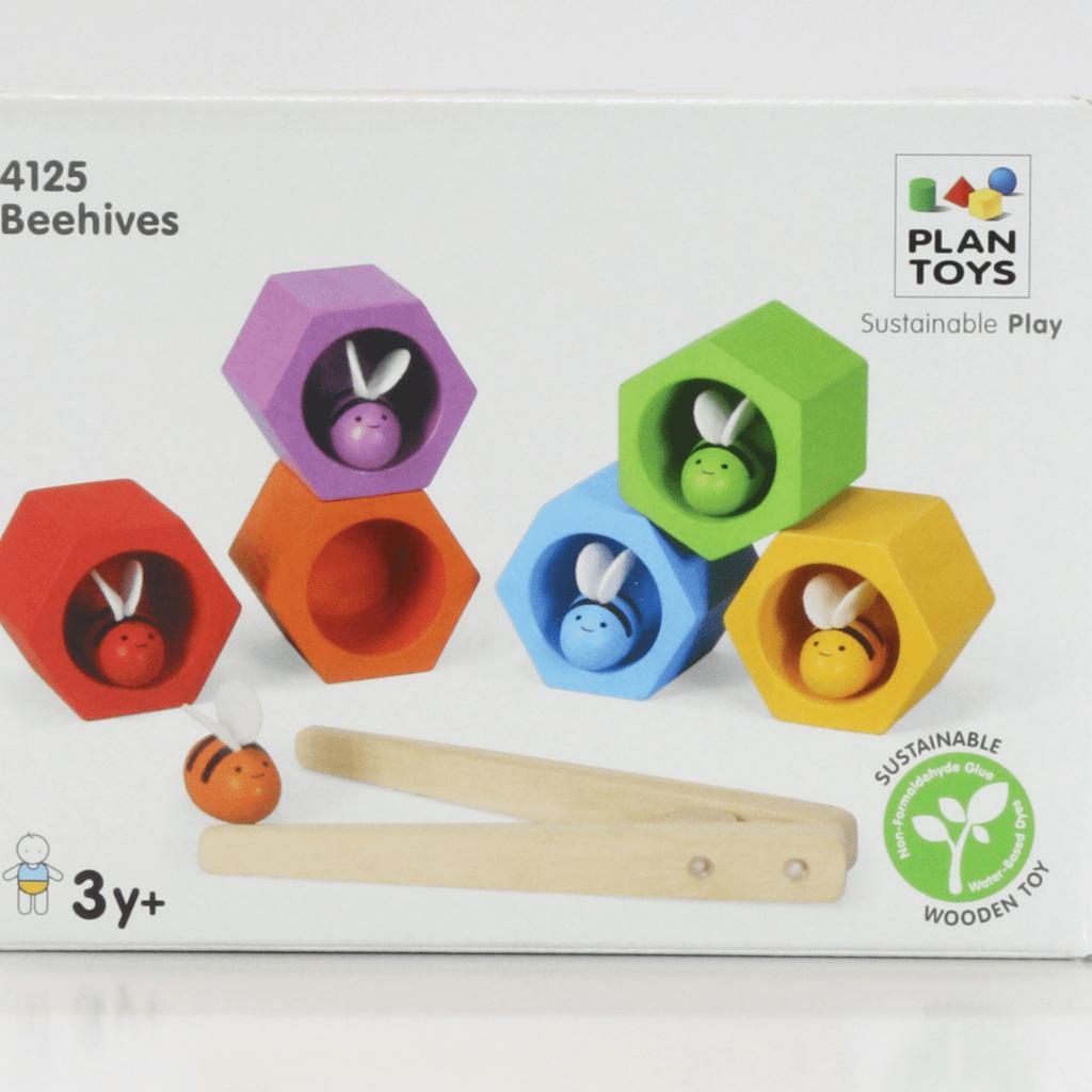 Plan Toys Bijenkorfspel