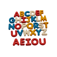 Plan Toys Alfabet hoofdletters (31st)