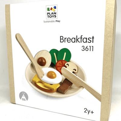 Plan Toys Assiette petit déjeuner