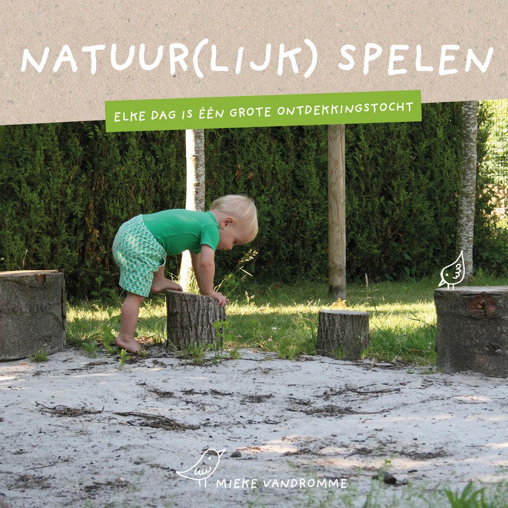 Mieke Vandromme Natuur(lijk) Spelen