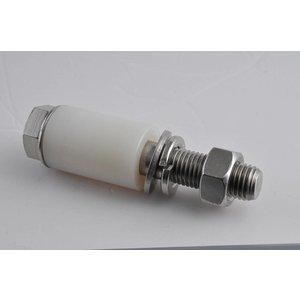 Boulon M16x110, acier inoxydable 304