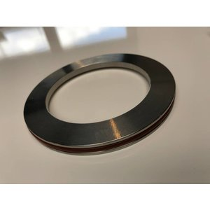 "Seal Clamp Plate for 3"" Clamped Butterfly Valve"