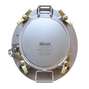 Manlid assembly 300 mm laag profiel, 4 punts bevestiging