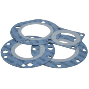 """Gasket PTFE for 3"""" Flanged Butterfly Valve Inlet"""